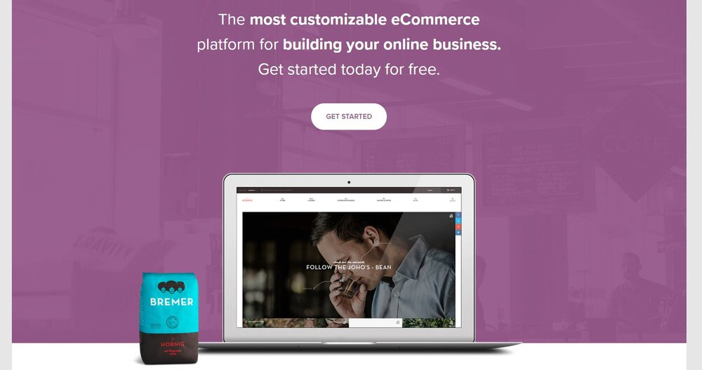 WooCommerce is a popular choice for setting up a B2B eCommerce CMS.