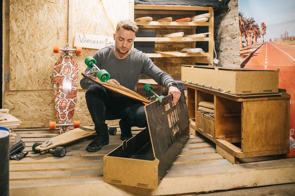 There are as many ways to approach kitting as there are shapes of boxes. Point is that you shouldn't constrain yourself when it comes to ideas here. Subscription boxes in the forms of online loot crates only became a wide spread phenomenon this decade.