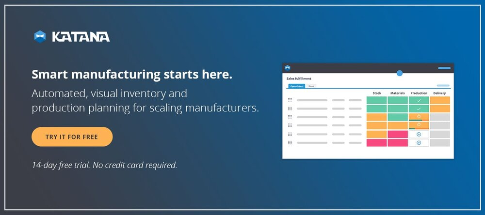 the brilliance of smart manufacturing software becomes most apparent when you have multi location inventory management on the go.