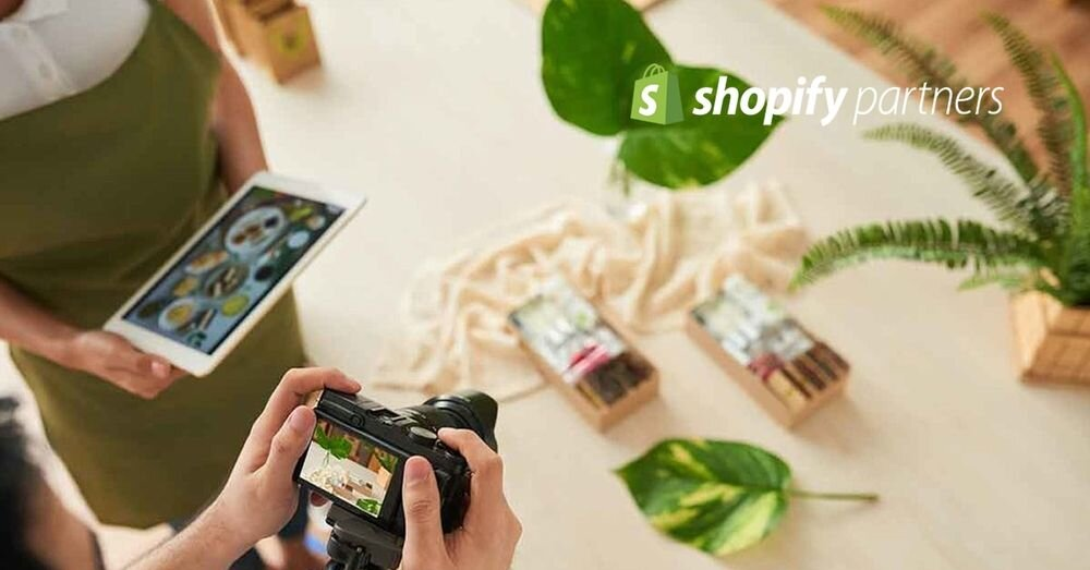 Great photos guarantee more sales on Shopify