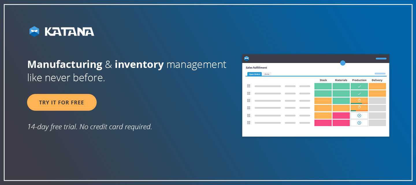WooCommerce order management plugin helps you manage your raw material and finished goods inventory.