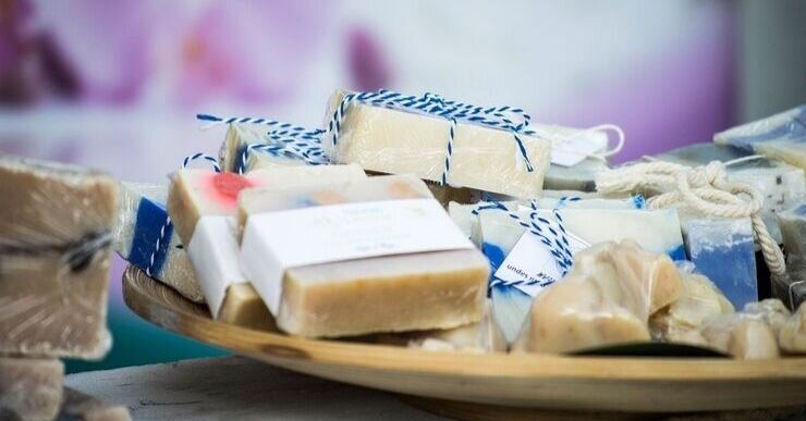 If you manufacture soap and have the inventory on consignment, it means your physical goods can be in front of consumers. Or, maybe even used by a company who needs mass quantities of soap. This can provide you with a steady flow of capital and eliminate the hassle of selling the ware yourself.