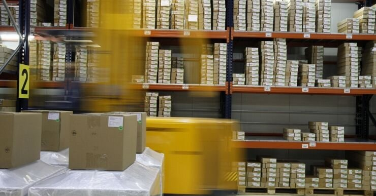 Why is inventory seen as a form of waste in lean systems is because, ideally, you'll be stocking little or no finished goods.