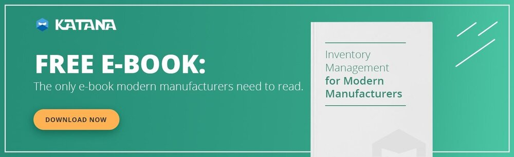 Inventory management e-book.